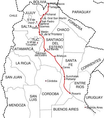 ruta nacional 34