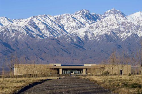 Enología y arte en la Bodega Killka de Mendoza
