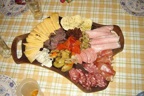Picadas, un clásico de la gastronomía argentina