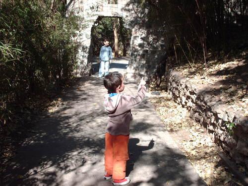 El Jardín de los Niños en Rosario