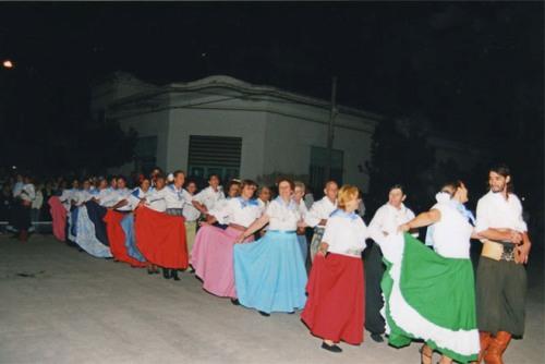 El Pericón Nacional, una danza divertida