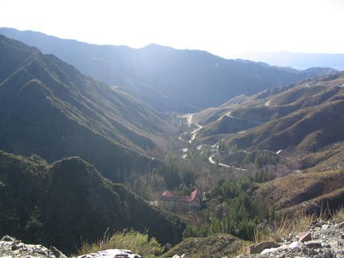 Mendoza, el Camino de los Caracoles en bicicleta