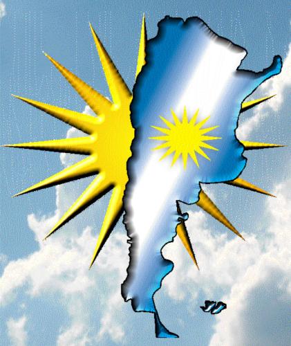 Feliz Cumpleaños Argentina