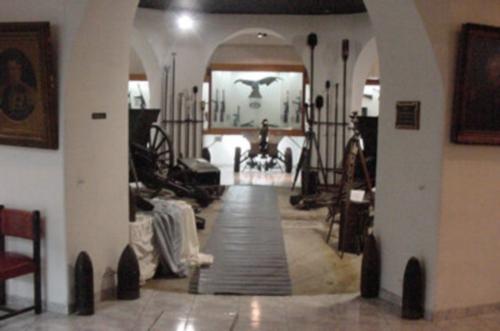 El Museo de Armas de la Nación
