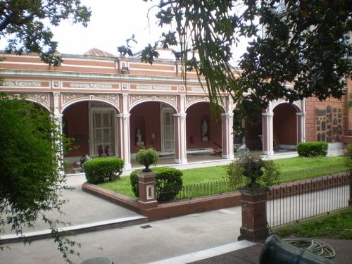 El Museo Histórico Nacional, tesoros de la patria