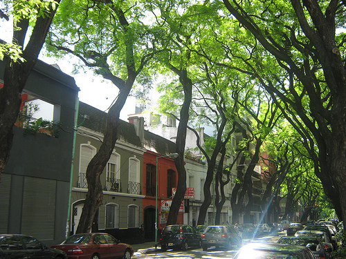 Palermo Soho, corazón bohemio de Buenos Aires