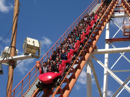 Parque de la Costa, atracciones en el Tigre