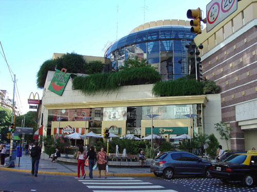 Alto Palermo Shopping, compras en Buenos Aires