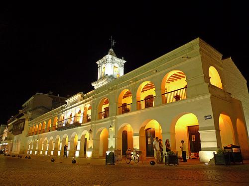El Cabildo de Salta, el mejor conservado del país