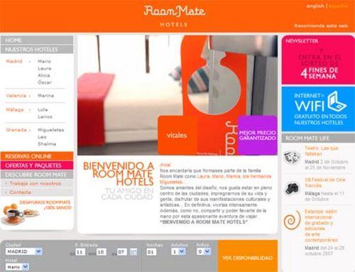 Los hoteles Room Mate llegan a Buenos Aires