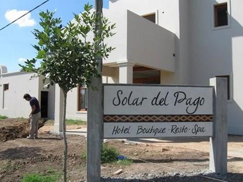 Hotel para discapacitados en San Antonio de Areco