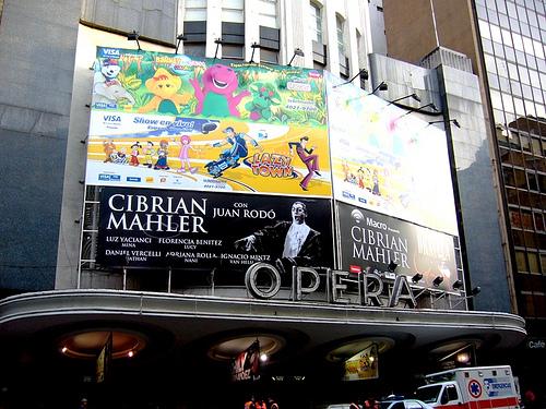 Teatro Opera, un clásico de Buenos Aires
