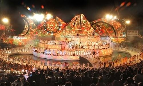 La Fiesta de la Vendimia de Mendoza