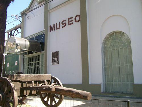 Museo Provincial del Hombre Chaqueño