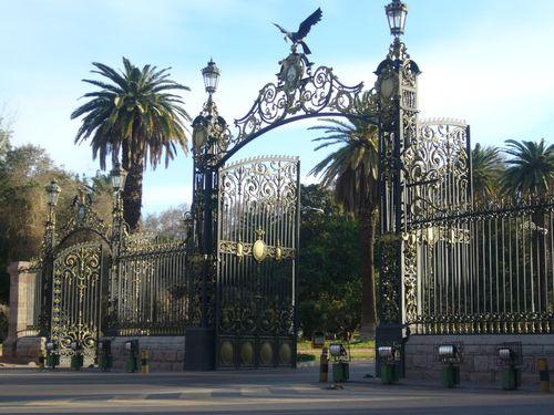 El Parque General San Martín de Mendoza