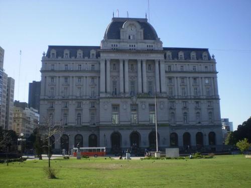 El Palacio de Correos de Buenos Aires