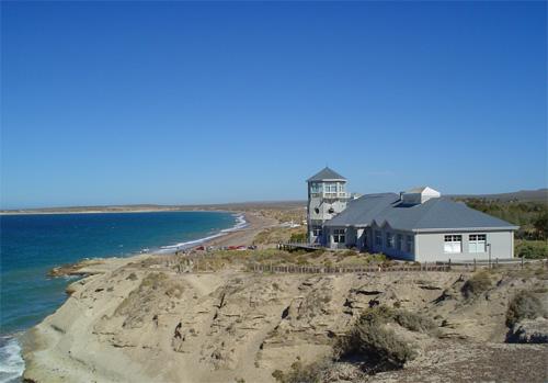 Ecocentro maritimo Puerto Madryn
