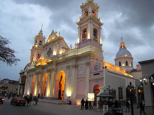Conociendo la Catedral de Salta