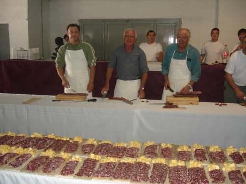 Fiesta Provincial del Salame Casero