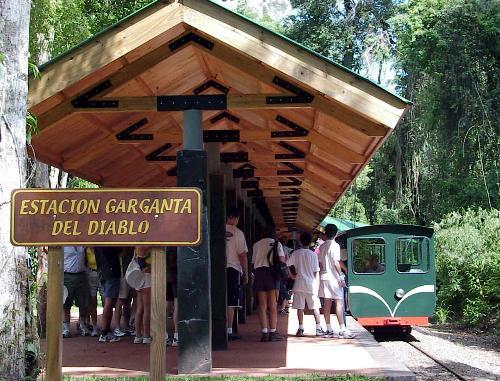Estación Garganta del Diablo