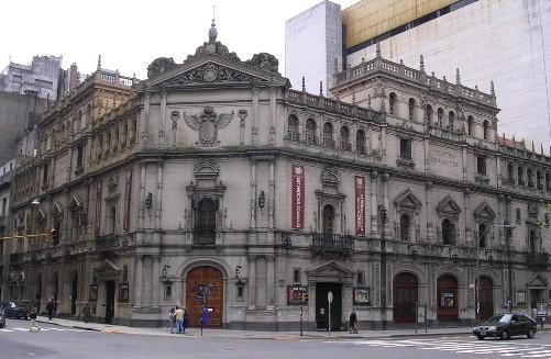 El Teatro Nacional Cervantes