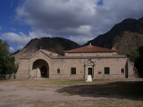 Las Padercitas, ruinas en La Rioja