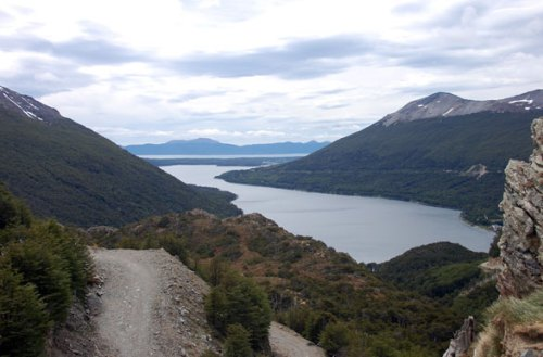 Visita a Tolhuin, en Tierra del Fuego