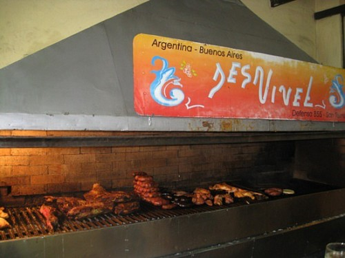 Parrillas argentinas: comer asado en Buenos Aires