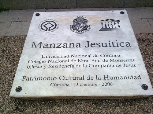 Lugares de interés en Córdoba capital
