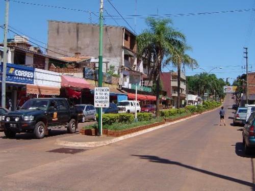 Puerto Iguazú, en la provincia de Misiones