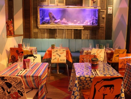 Lima Mía, cocina peruana en la Argentina