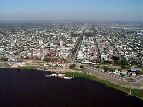 Qué vistar en Formosa capital
