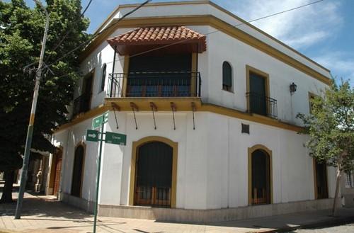 Casa de Raul Alfonsin