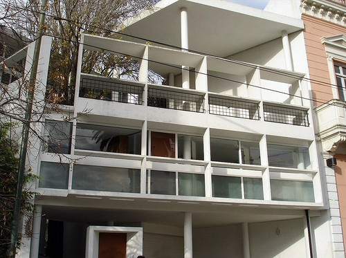 Casa Curuchet, Le Corbusier en Latinoamérica