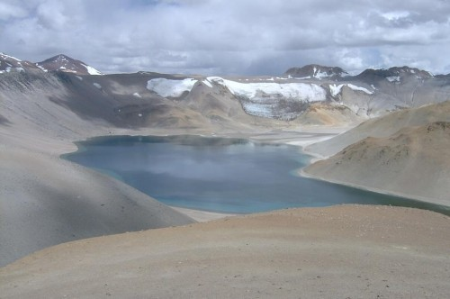 Crater Corona del Inca