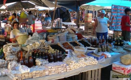 Feria de Simoca, en Tucuman