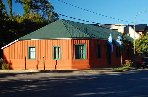 La Casa Koessler, en San Martín de los Andes