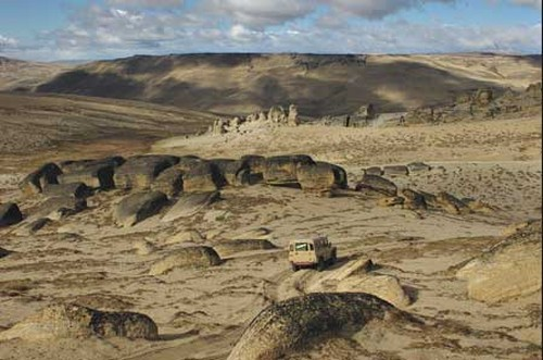 Miradores de El Calafate, una excursión en la Patagonia