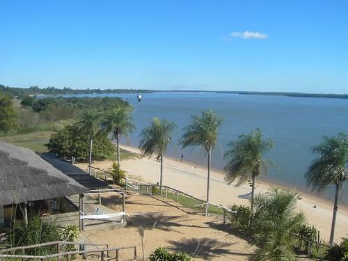 Ituzaingó, muy cerca de la represa de Yacyretá
