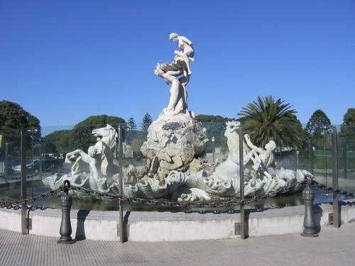 La Ruta de Lola Mora en Argentina