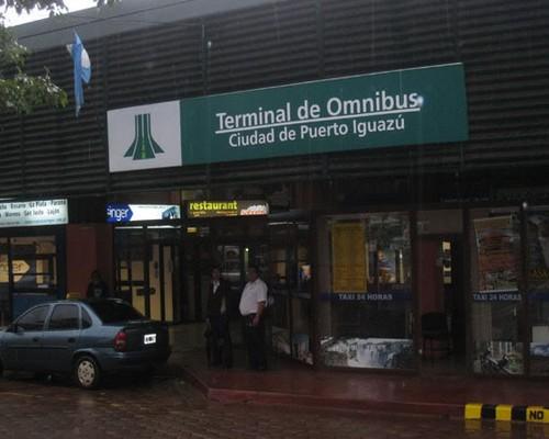 Terminal de Omnibus de Puerto Iguazu
