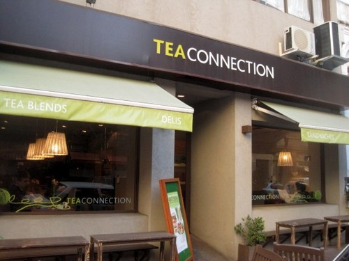 Tea Connection, té en Buenos Aires